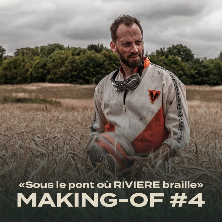 RIVIERE Making-Of 4